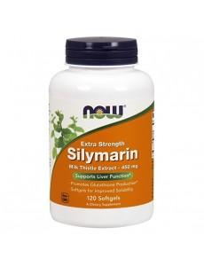 실리마린 450 mg, 엑스트라 스트렝스 120 소프트젤