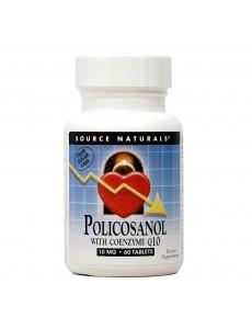 폴리코사놀과 코엔자임 10 mg 60 정