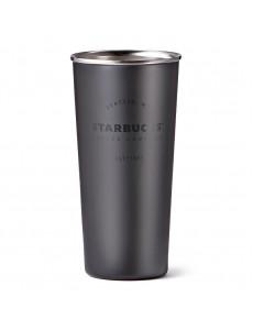 스타벅스 콜드브루 컵 매트 블랙 473 ml