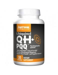 유비퀴놀, QH + PQQ 30 소프트젤