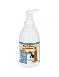 돈 워리 돈 린스 미 워터레스 강아지 & 고양이 샴푸 (물이 필요없는 샴푸) 532 ml