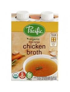오가닉 프리 레인지 닭 육수 240ml 4팩