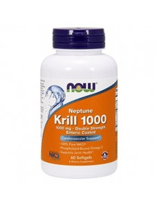 넵튠 크릴 1000, 1000 mg, 120 소프트젤