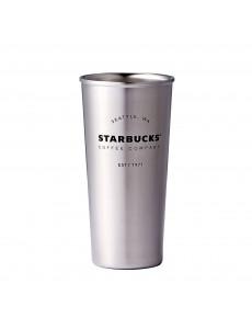 스타벅스 콜드 브루 컵 실버 473 ml