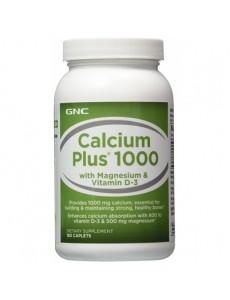 칼슘 플러스 1000 위드 마그네슘 앤 비타민 D3 180 캡렛