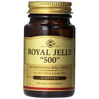 솔가 로얄젤리 500 mg 60 소프트젤