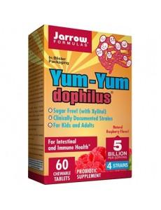 얌얌 도피러스, 라즈베리맛 60 츄어블 타블렛