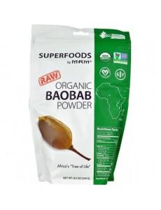 로우 오가닉 바오밥 열매 파우더 240 g