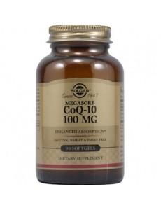 메가솔브 CoQ-10 100mg 90 소프트젤