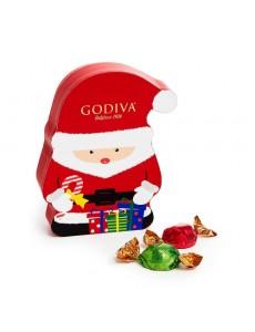 NEW 홀리데이 초콜릿 트러플 산타 박스 8 개입