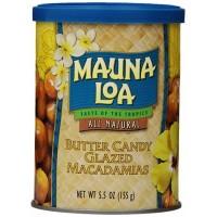 버터 캔디 글레이즈 마카다미아 155 g