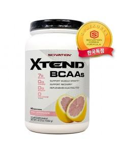 싸이베이션 코리아 엑스텐드 BCAA 핑크레몬에이드 1332 g (90서빙)