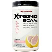 싸이베이션 코리아 엑스텐드 BCAA 핑크 레몬에이드 444 g (30서빙)