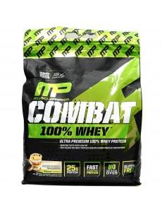 머슬팜 컴뱃 100% 웨이 프로틴 쿠키앤크림 4.54 kg 130 서빙 단백질 보충제