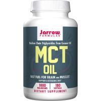 MCT 오일 1000 mg 180 소프트젤