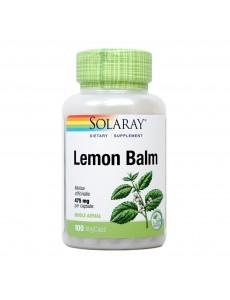 솔라레이 레몬 밤 475 mg 100 베지캡슐