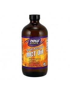 나우푸드 MCT 오일 바닐라 헤이즐넛 473 ml