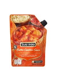 테이스트 오브 인디아 버터 치킨 소스 450 g