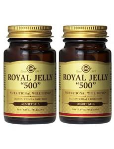 솔가 로얄제리 500 mg 600 소프트 젤 2개 세트