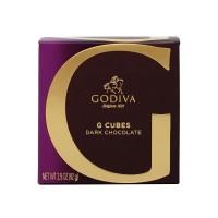 고디바 G 큐브 다크 초콜릿 10 개입 82 g