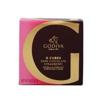고디바 G 큐브 다크 초콜릿 스트로베리 10 개입 79 g
