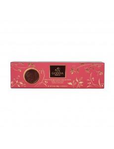 고디바 레이디 느와르 바닐라 다크 초콜릿 12 비스킷 99 g