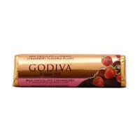 고디바 밀크 초콜릿 스트로베리 바 43 g