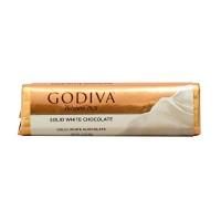 고디바 솔리드 화이트 초콜릿 바 43 g