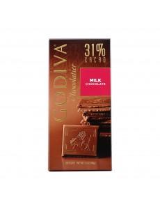 고디바 31% 카카오 밀크 초콜릿 100 g
