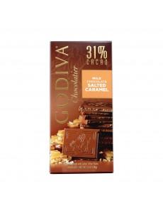 고디바 31% 밀크 초콜릿 솔티드 카라멜 100 g
