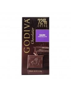 고디바 72% 카카오 다크 초콜릿 100 g