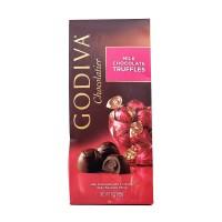 고디바 밀크 초콜릿 트러플 20 개입 198 g