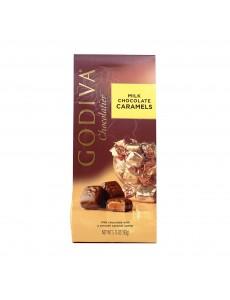 고디바 밀크 초콜릿 카라멜 20 개입 163 g