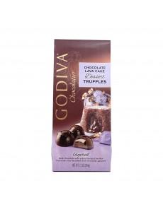 고디바 초콜릿 라바 케이크 디저트 트러플 20 개입 204 g