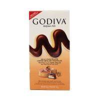 고디바 밀크 초콜릿 크림 브륄레 트러플 12 개입 124