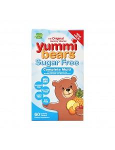 야미베어 컴플리트 멀티비타민 무설탕 60 구미 베어