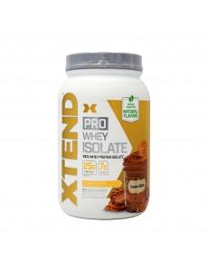 엑스텐드 프로웨이 아이솔레이트 단백질보충제 쿠키 버터 23 서빙 805 g