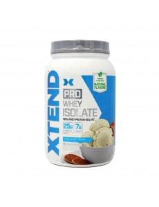 엑스텐드 프로웨이 아이솔레이트 단백질보충제 바닐라 아이스크림 25 서빙 810 g