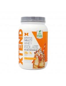 엑스텐드 프로웨이 아이솔레이트 단백질보충제솔티드 카라멜 쉐이크 25 서빙 823 g